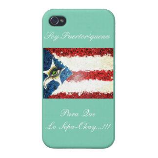 PuertoriquenパラグラフQue Lo Sepaのokay! iPhone 4 Case