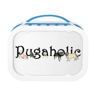 Pugaholicのランチボックス ランチボックス