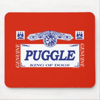 Puggle マウスパッド