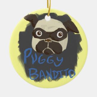 Puggy Banditoのオーナメント セラミックオーナメント