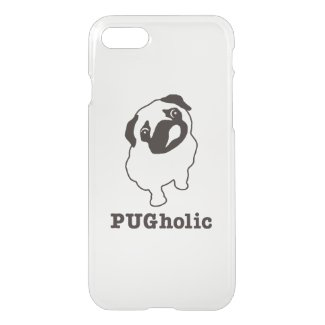 PUGholic MONOクリア Uncommon iPhoneケース