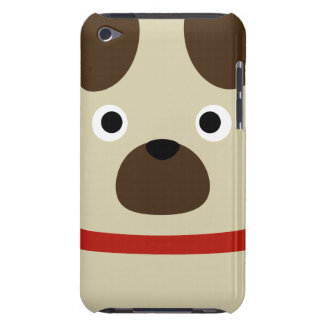 Puglyのパグ Case-Mate iPod Touch ケース