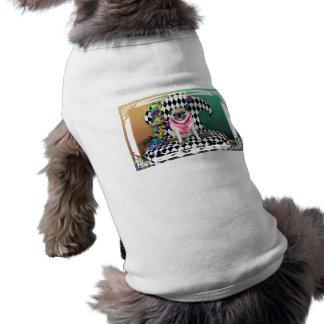 Pugsgivingの謝肉祭2015年の-霧深い-パグ ペット服