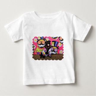 Pugstock 2015年- Louie -パグ ベビーTシャツ