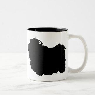 Puliのギア ツートーンマグカップ