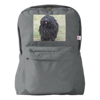 Puliシャギーな犬 American Apparel™バックパック