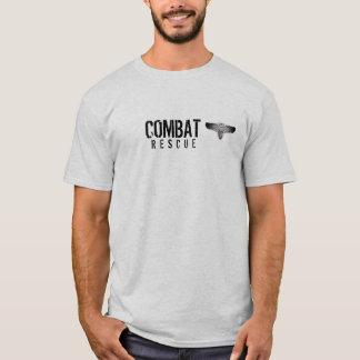 PumbaaのPTDの戦闘の救助の落下傘による救助のワイシャツ Tシャツ