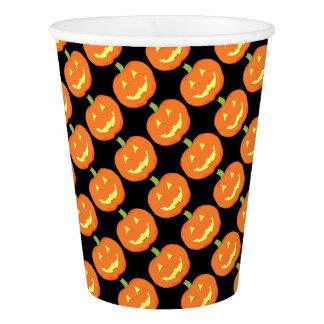 Pumpkin Tiled Paper Cups 紙コップ