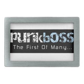 PUNkbOSSのベルトの留め金 長方形ベルトバックル