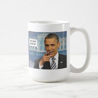 PUNK'Dを得ました! コーヒーマグカップ