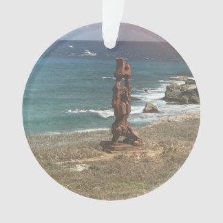 Punta Surの彫刻、メキシコのオーナメント オーナメント