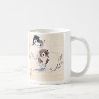 puppy dogs コーヒーマグカップ
