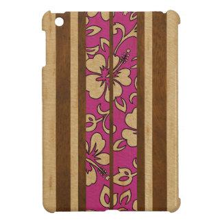 PupukeaのヴィンテージのハワイのサーフボードのiPad Miniケース iPad Mini カバー
