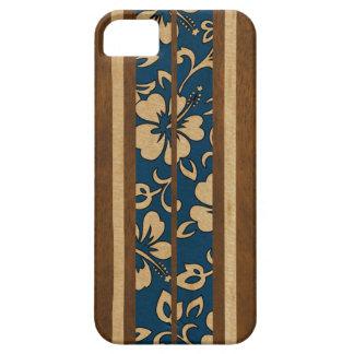 PupukeaのヴィンテージのハワイのサーフボードのiPhone 5つのケース iPhone SE/5/5s ケース