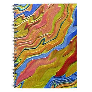 PureGold音楽があなたの生命に入るようにして下さい ノートブック