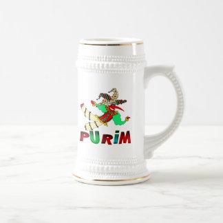 Purim ビールジョッキ