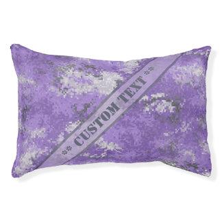 Purple Digi Camo w/ Custom Text