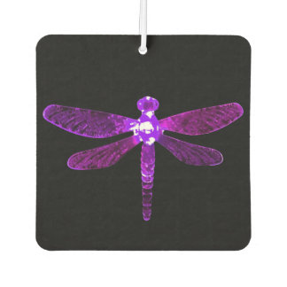 Purple Dragonfly Car Air Freshener カーエアーフレッシュナー