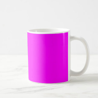 purple fuchsia Vit 325 ml Klassisk vit mugg コーヒーマグカップ