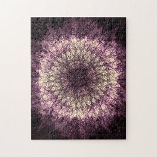 Purple Mandala ジグソーパズル