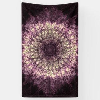 Purple Mandala 横断幕