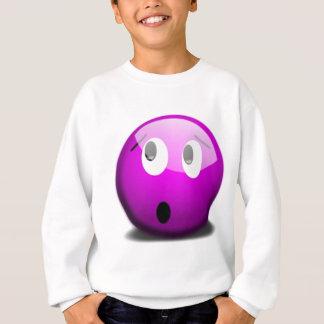 Purpleface スウェットシャツ