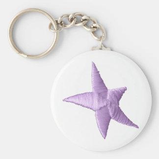 purplestar キーホルダー