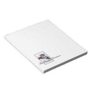 Purrfectのクリスマスのノート ノートパッド