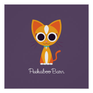 Purrl猫 ポスター