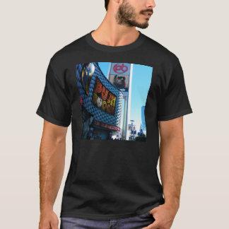 Pushboogieのアルバムカバー概念のティー Tシャツ