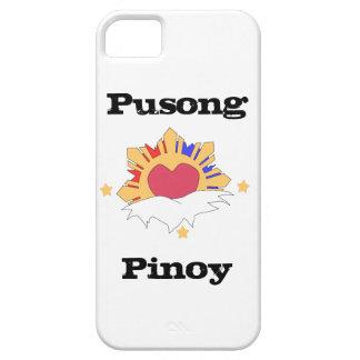 Pusongのフィリピン人のIphoneの場合 iPhone SE/5/5s ケース