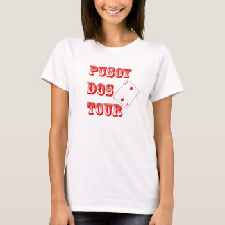 Pusoy Dos旅行 Tシャツ