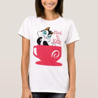 Pussyfootの供給子猫 Tシャツ