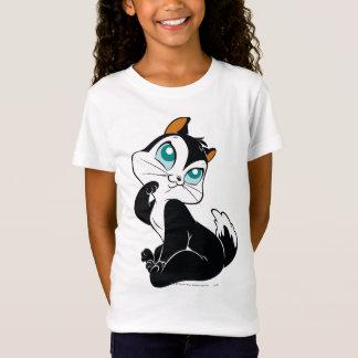 Pussyfootの最愛の人の子猫 Tシャツ