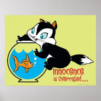 PussyfootのFishbowlのおもしろい ポスター