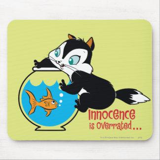 PussyfootのFishbowlのおもしろい マウスパッド