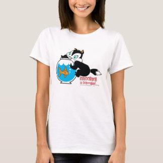 PussyfootのFishbowlのおもしろい Tシャツ