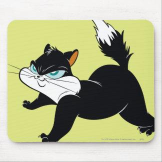 Pussyfootは引き裂きます マウスパッド