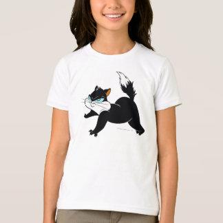 Pussyfootは引き裂きます Tシャツ