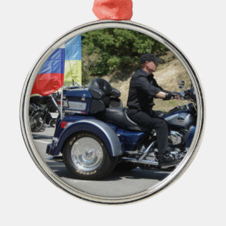 PutinはTrikeに乗ります! メタルオーナメント