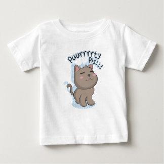 Puurrrrty Pls (私をPlzはかわいがって下さい) ベビーTシャツ