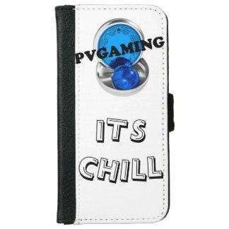 PVGAMINGの限定版のiPhone6ケース iPhone 6/6s ウォレットケース