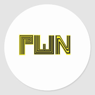 PWN ラウンドシール