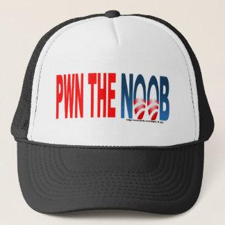 Pwn Noobの帽子 キャップ
