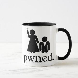 Pwned マグカップ