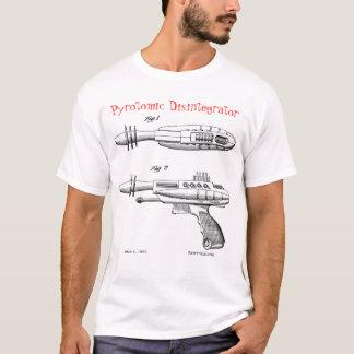 Pyrotomicのジスインテグレーターのピストル Tシャツ