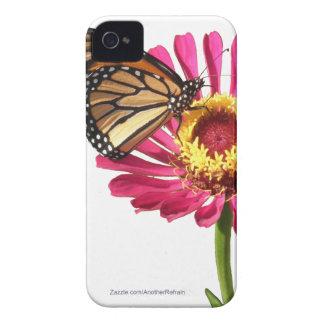 PZの蝶私電話箱 Case-Mate iPhone 4 ケース