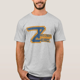 PZ Pixelatedのワイシャツ Tシャツ