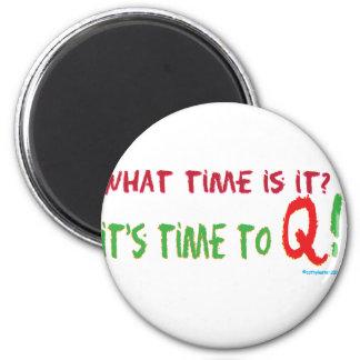 Qへの時間 マグネット