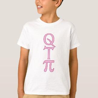 Q T Piプロダクト Tシャツ
